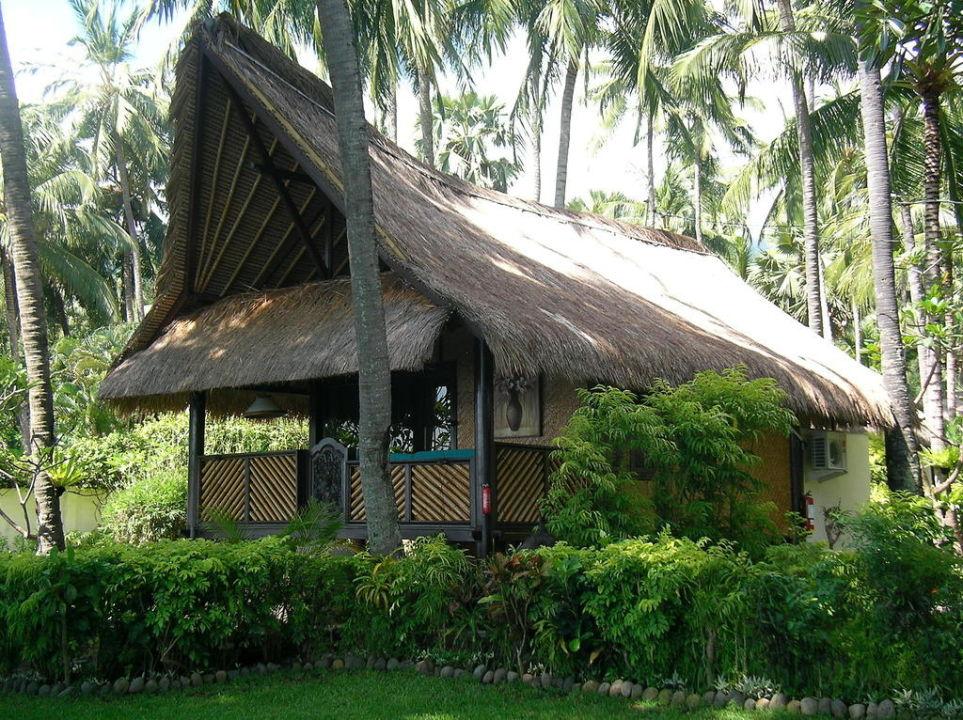 Meerblickbungalow Nr. 8 Alam Anda Ocean Front Resort & Spa