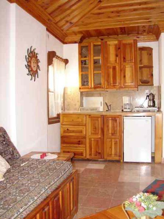 Küche Villa Yonca