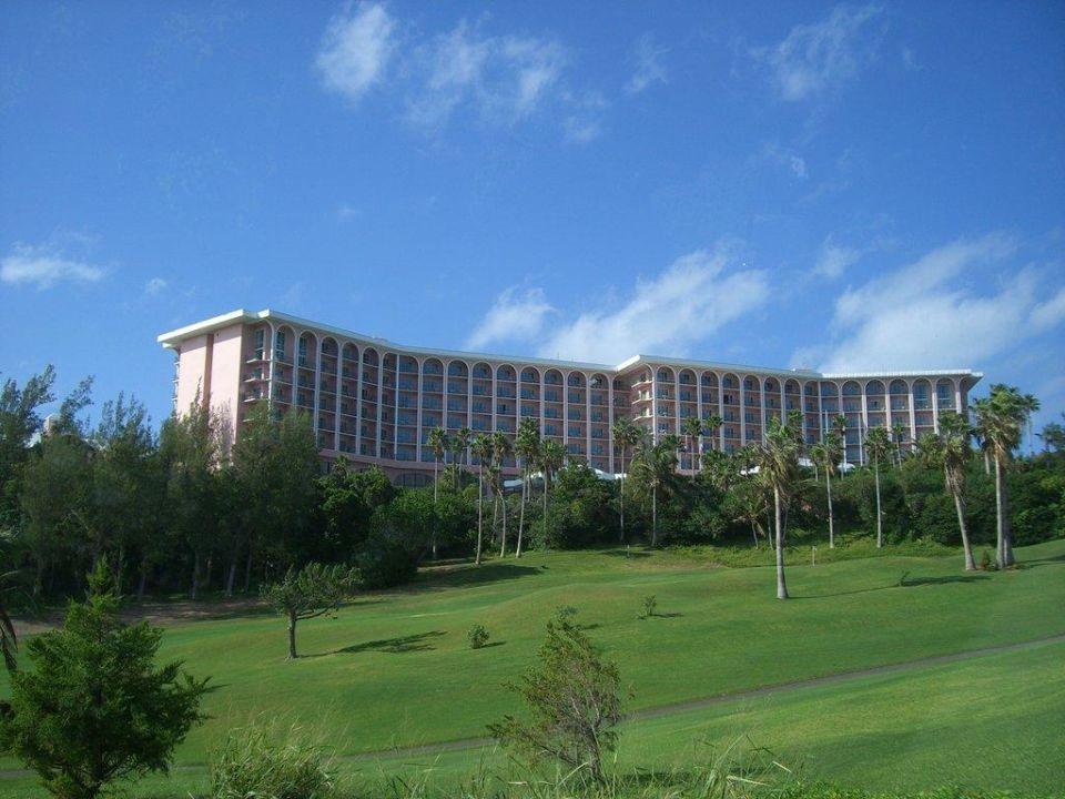 Hotel und Golfplatz Hotel The Fairmont Southampton Princess