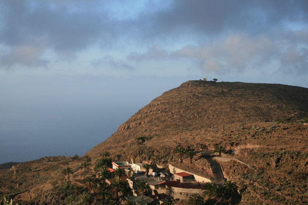 Blick ins Tal Casa Las Uvas