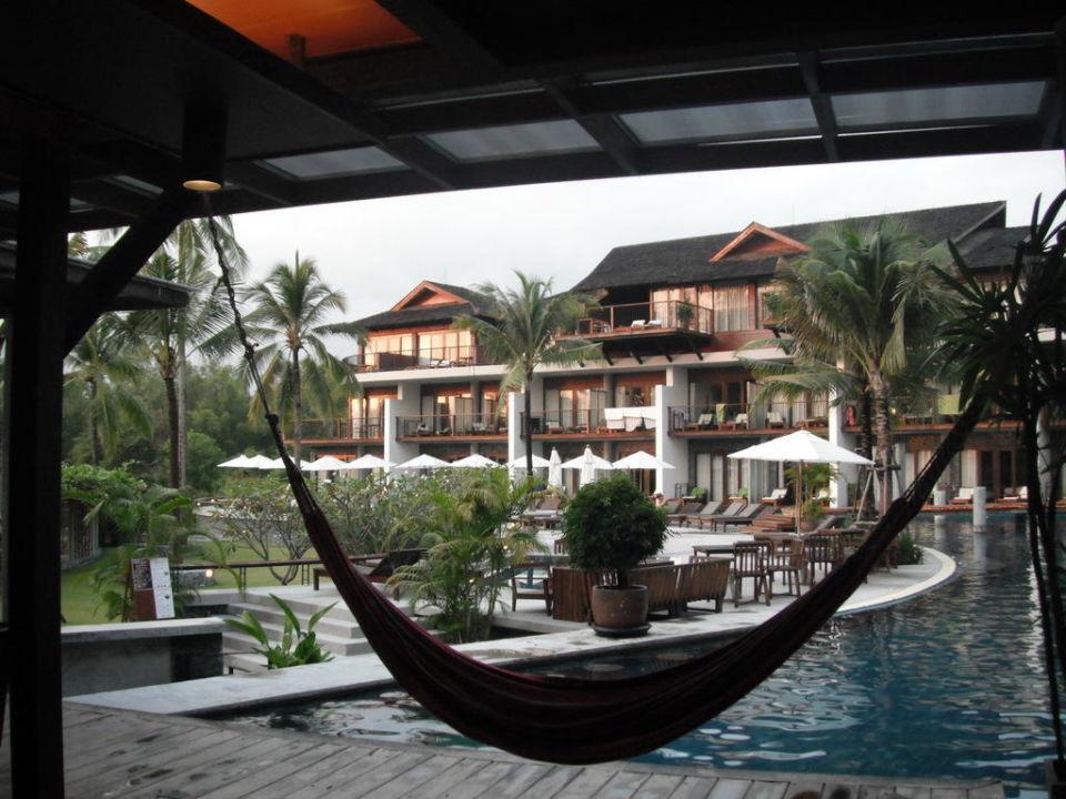 Schöne Anlage Holiday Inn Resort Krabi Ao Nang Beach
