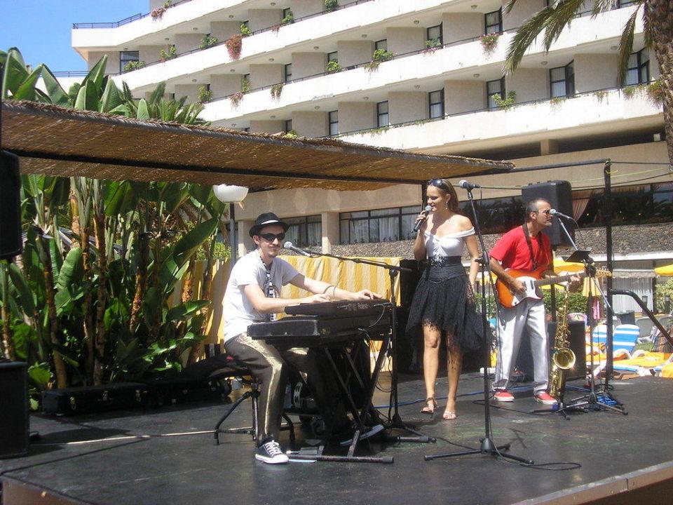 Shows am Nachmittag Hotel H10 Conquistador