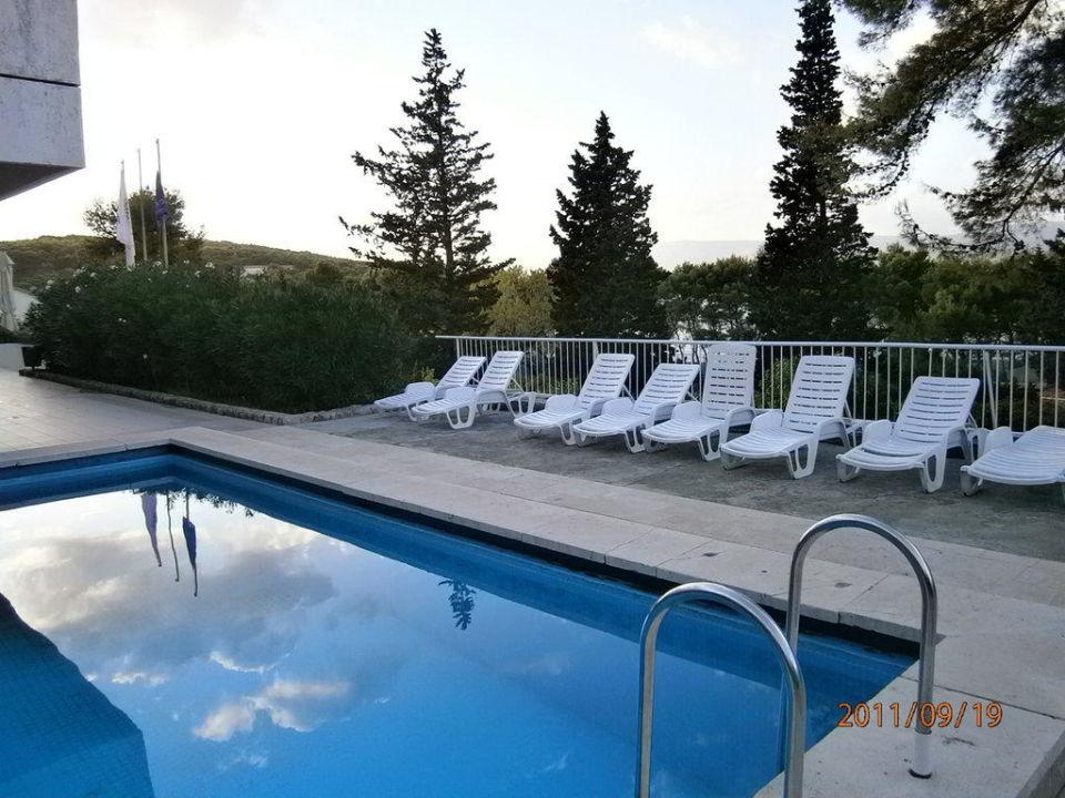Salzwasser pool hotel hvar jelsa hvar holidaycheck dalmatien kroatien - Pool salzwasser ...