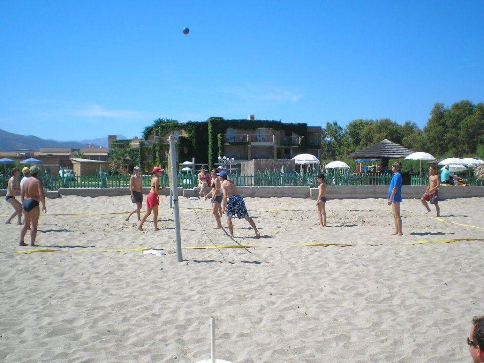 Siatkówka plażowa Cretan Filoxenia Beach Hotel  (geschlossen)