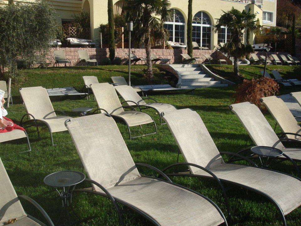 Aussenanlage Luxury DolceVita Resort Preidlhof