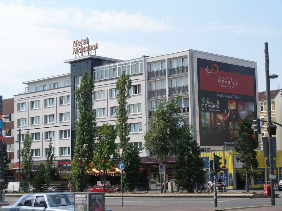 Hamburg Hotel Monopol