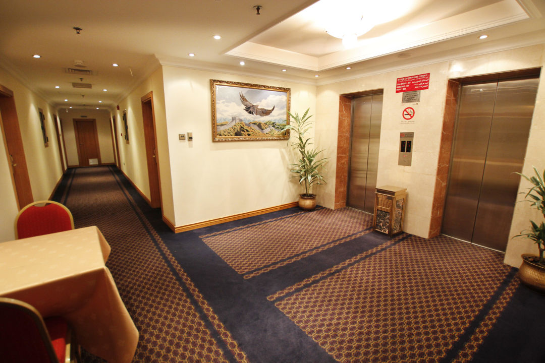 Corridor Hotel Zain International