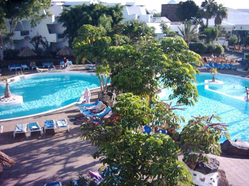 2 von insgesamt 3 Pool's! allsun Hotel Albatros