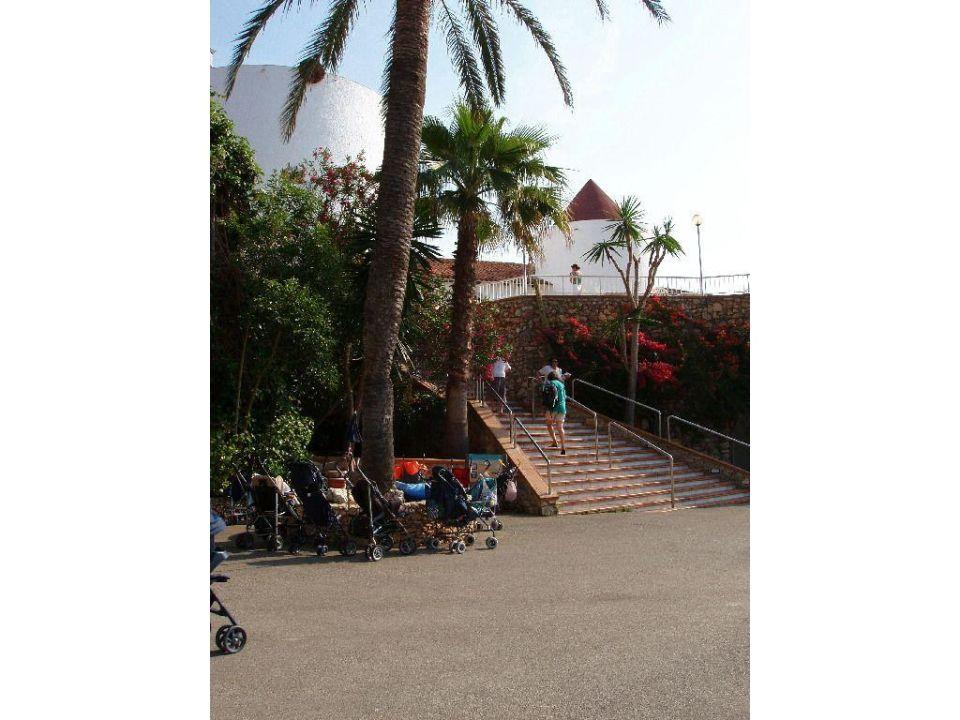 Außenanlage Club Hotel Tropicana Mallorca
