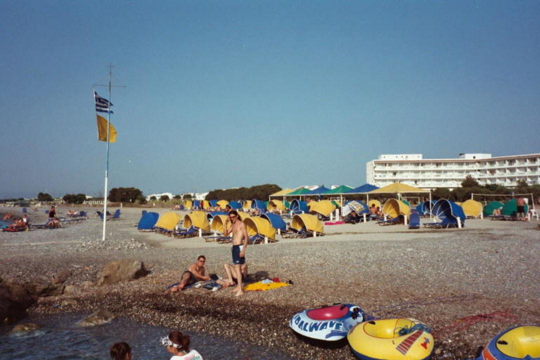 Mitsis Hotel Ramira Beach-Hoteleigener Strand Mitsis Ramira Beach Hotel