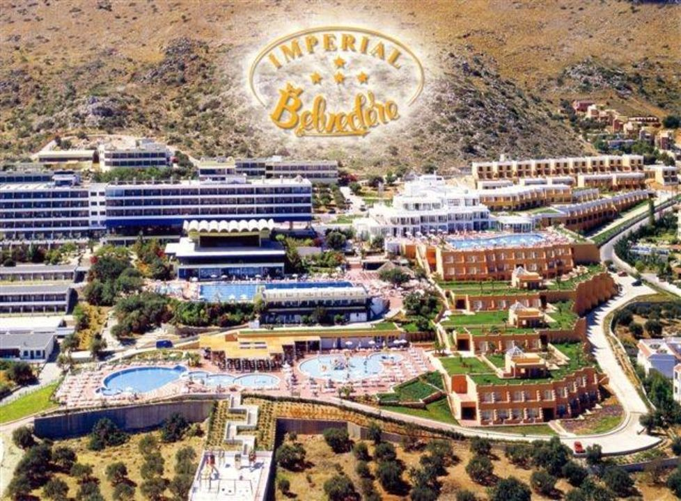Hersonissos, Hotel Imperial Belvedere Hotel Imperial Belvedere