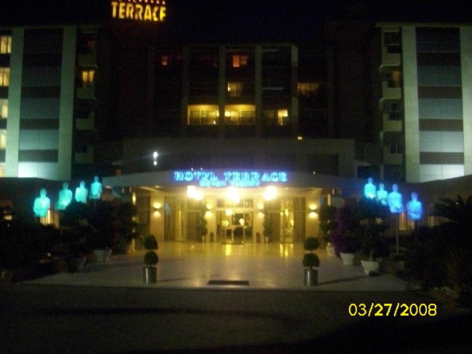 Terrace bei Nacht Hotel Terrace Beach Resort