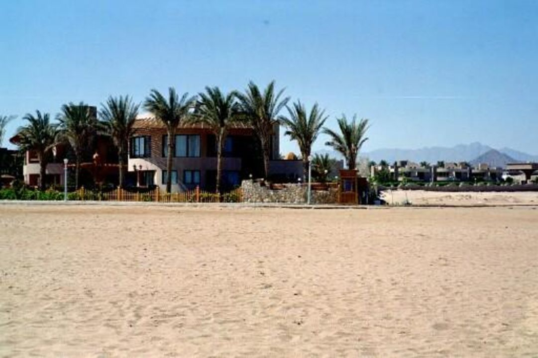Am Strand TUI SENSATORI Resort Sharm el Sheikh