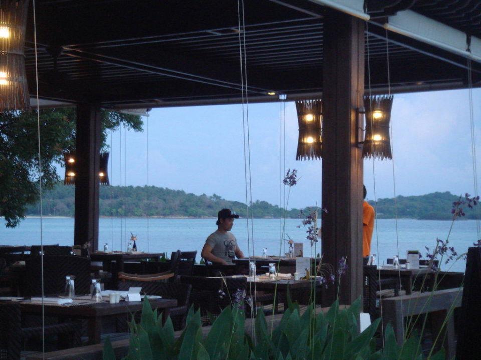 """Hotel Restaurant """"Chef`s Table"""" Hotel Sareeraya Villas & Suites"""