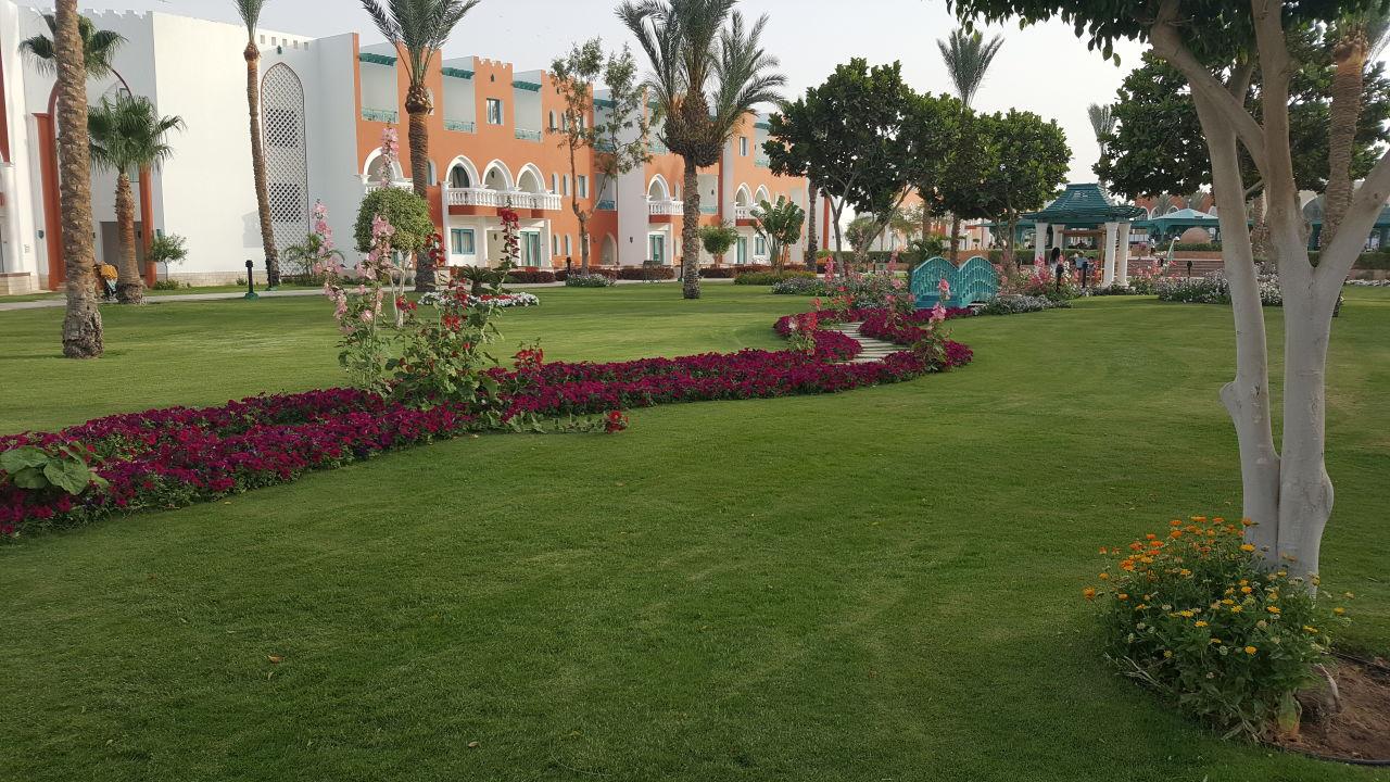 Gartenanlage\