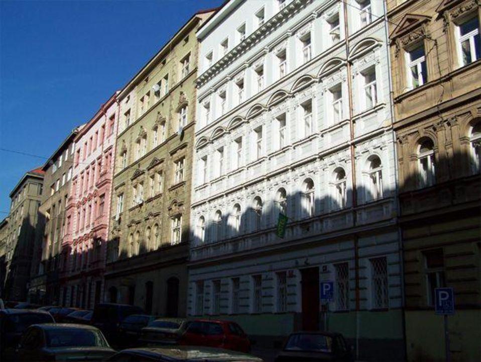 Pension Hermanova Prag Hotel Hermanova