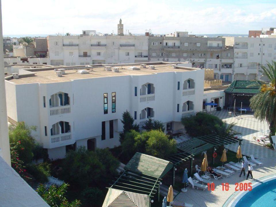 Hotelanlage Daphne Monastir Center