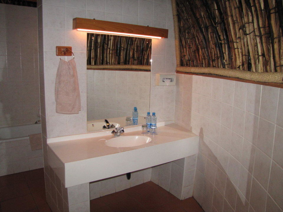 Ein tolles Bad Hotel Protea Shakaland