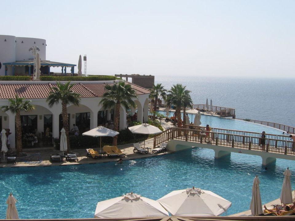 Bay View Restaurant Terrasse Reef Oasis Blue Bay Resort