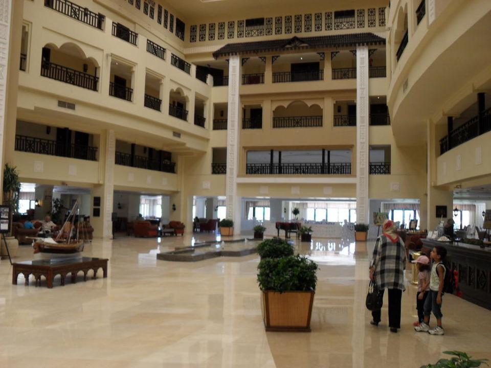Lobby Steigenberger ALDAU Beach Hotel