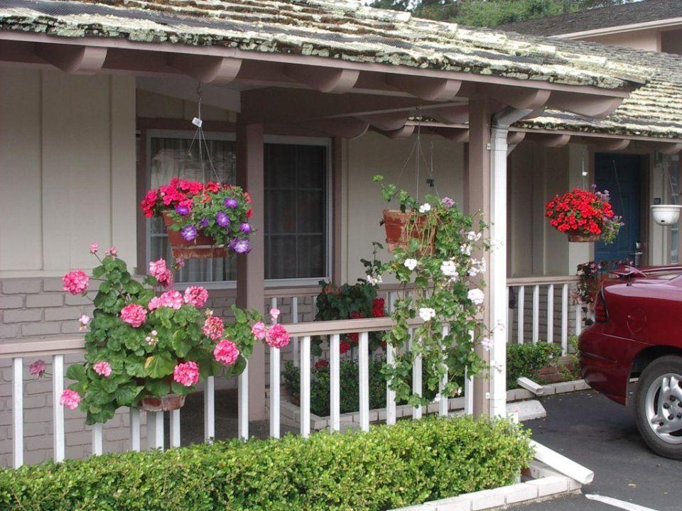 Padre Oaks Motel in Monterey Padre Oaks Motel