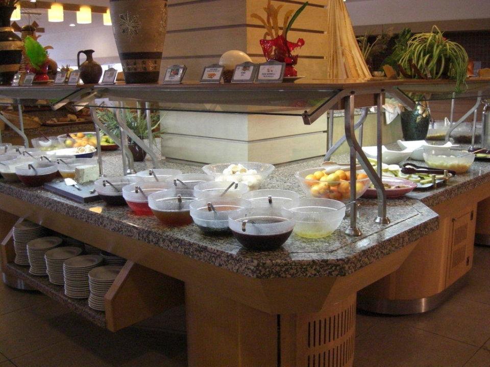 Buffet Trendy Aspendos Beach Hotel