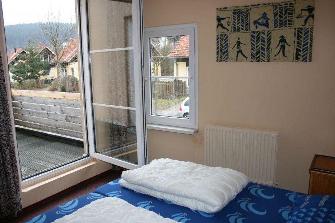 Das schönste Schlafzimmer mit viel Licht\