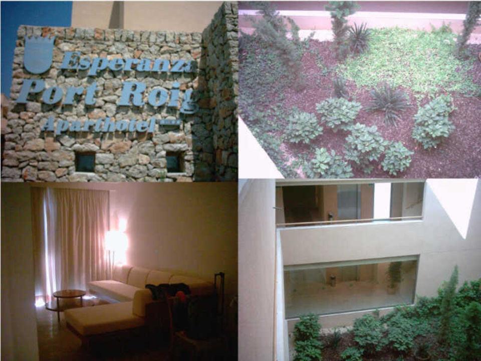 Hotel ESPERANZA Port Roig in Cala Bona / Mallorca Hotel Esperanza Port Roig