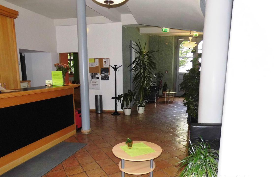 Lobby Hotel am Frauenplan