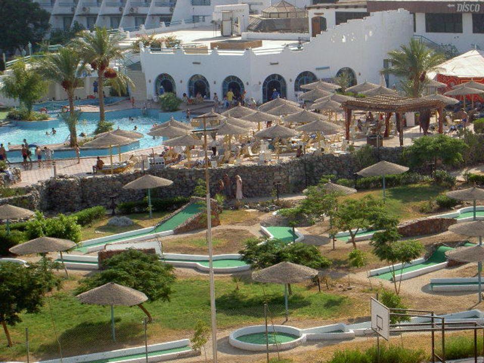 Minnigolflplatz Hotel Shams Safaga Hotel Shams Safaga