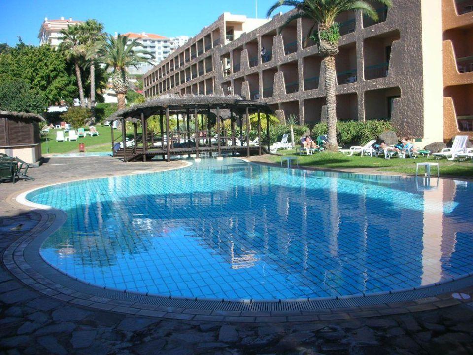 Pool Hotel Dom Pedro Garajau Canico Holidaycheck Madeira