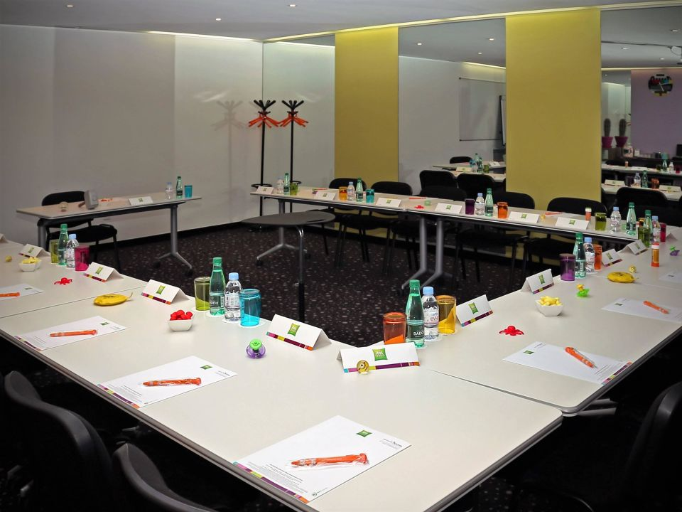 Seminar room / salle de séminaire ibis Styles Hotel Paris Tolbiac Bibliotheque