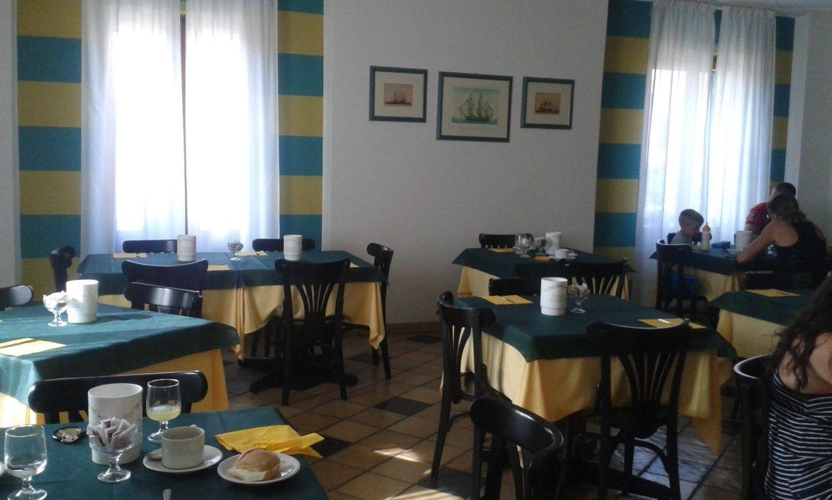 Frühstück Saal Hotel Marinaro