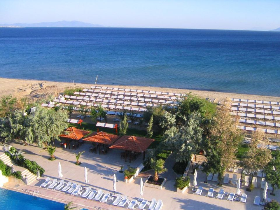 Hotelstrand Grand Hotel Temizel