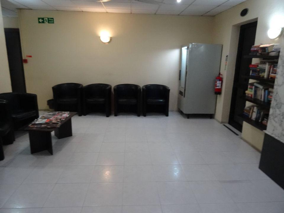 Raum im Erdgeschoss Hotel Relax Inn