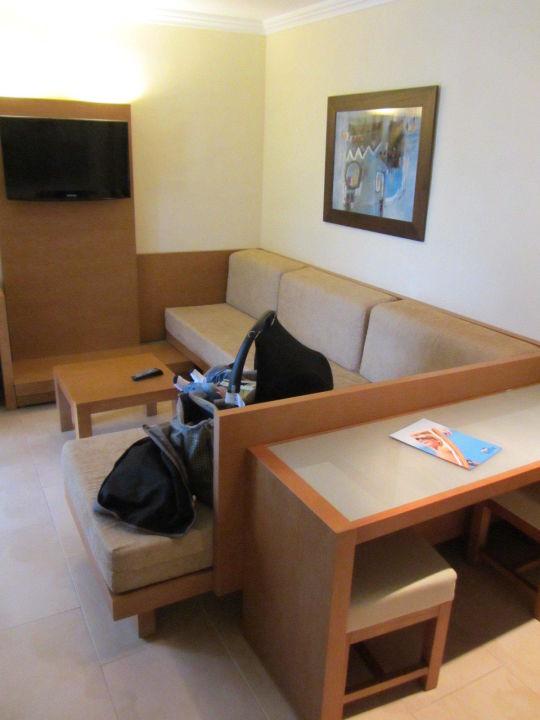 Wohnzimmer Appartement Mar Hotels Ferrera Blanca