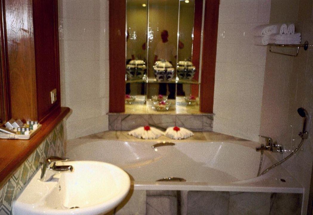 Badezimmer Hotel Andaman Seaview