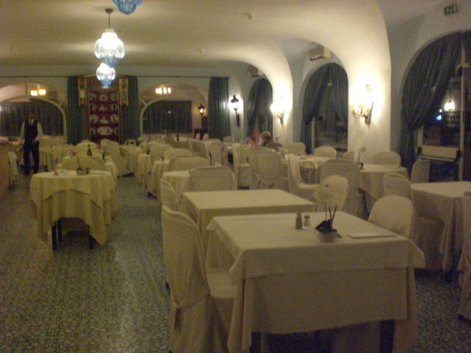 Restaurant Hotel Arathena Rocks