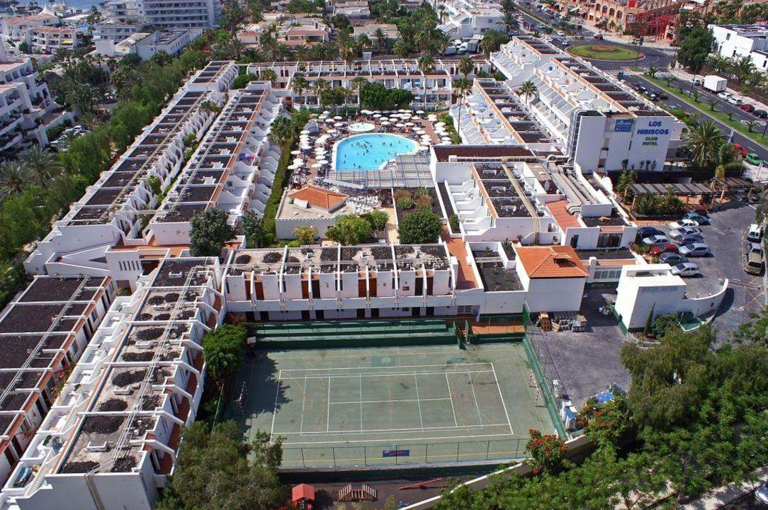 Panorama Los Hibiscos Allsun Hotel Los Hibiscos Costa Adeje