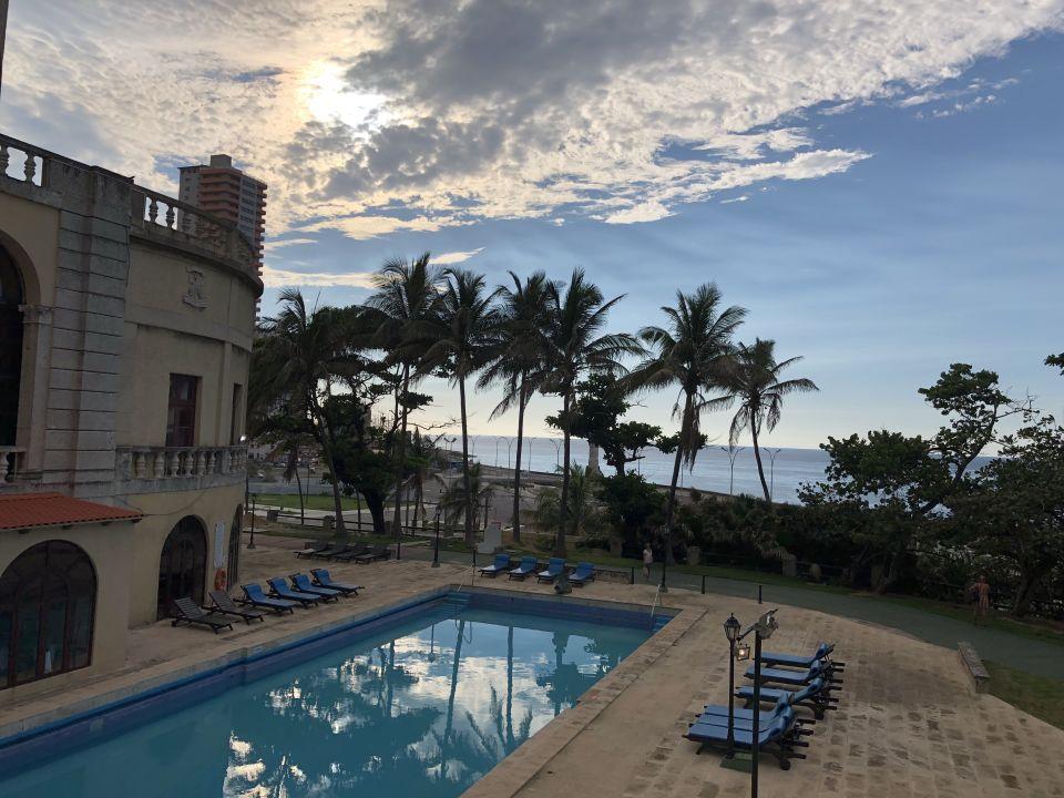 Pool Gran Caribe Nacional de Cuba