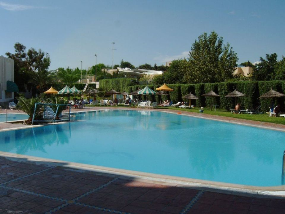 Poollandschaft Hotel Houria Palace