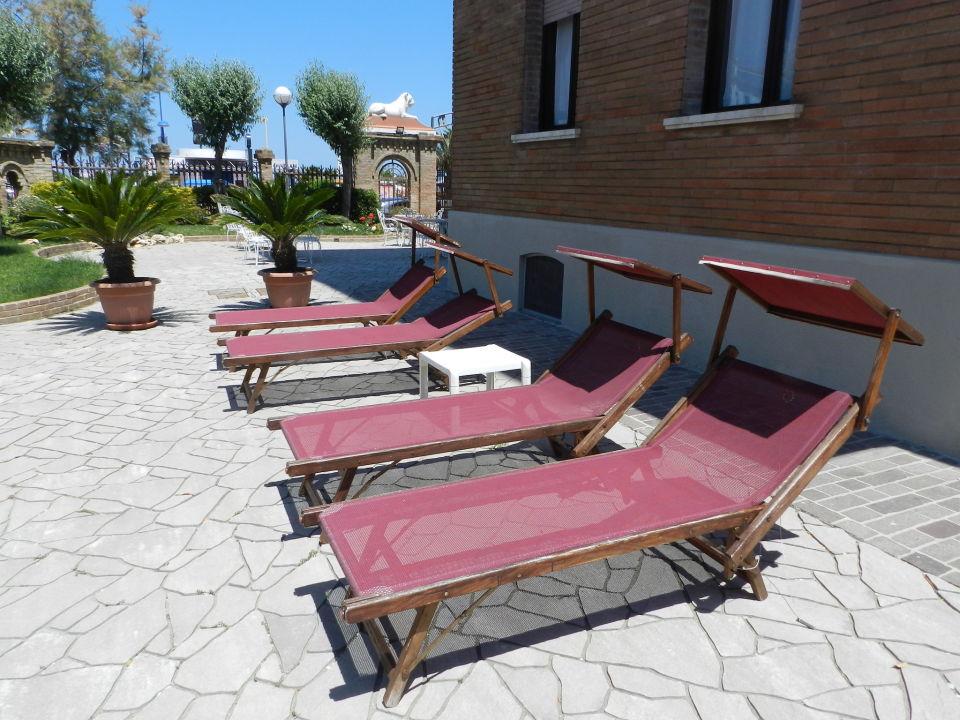Gartenanlage Hotel Villa Fulgida