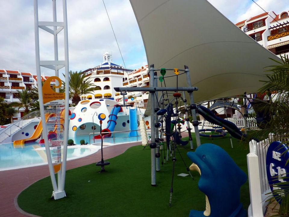 Spieloase apartamentos parque santiago 3 playa de las americas holidaycheck teneriffa - Apartamentos parque santiago ...
