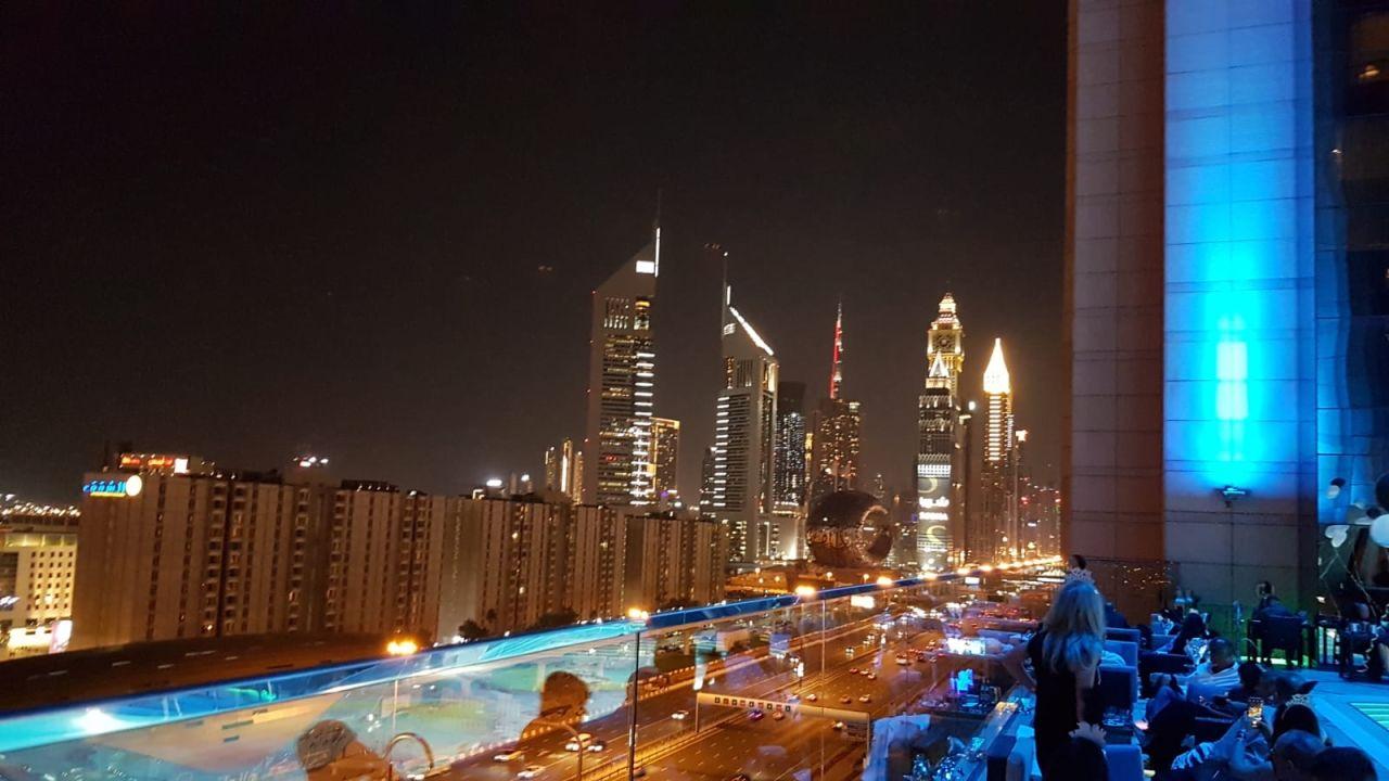 Außenansicht Fairmont Dubai