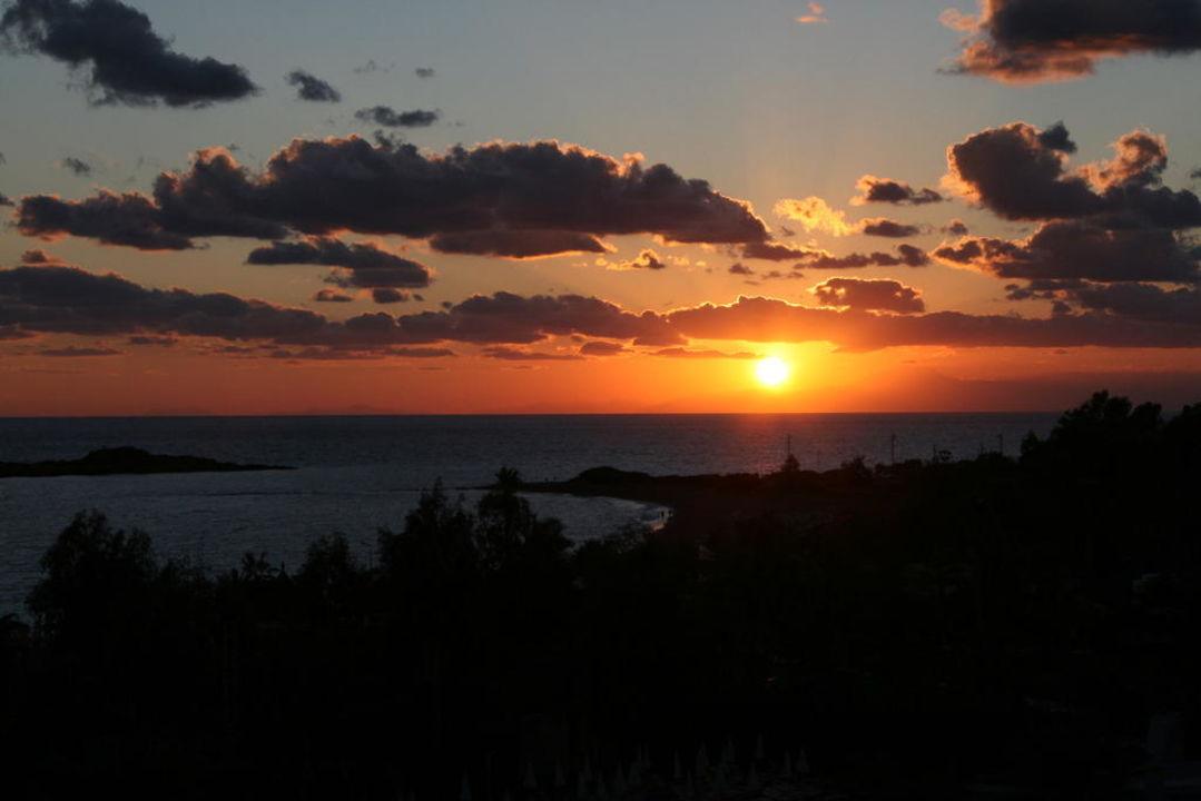 Viertel nach 6 - Sonnenuntergang Kirman Leodikya Resort