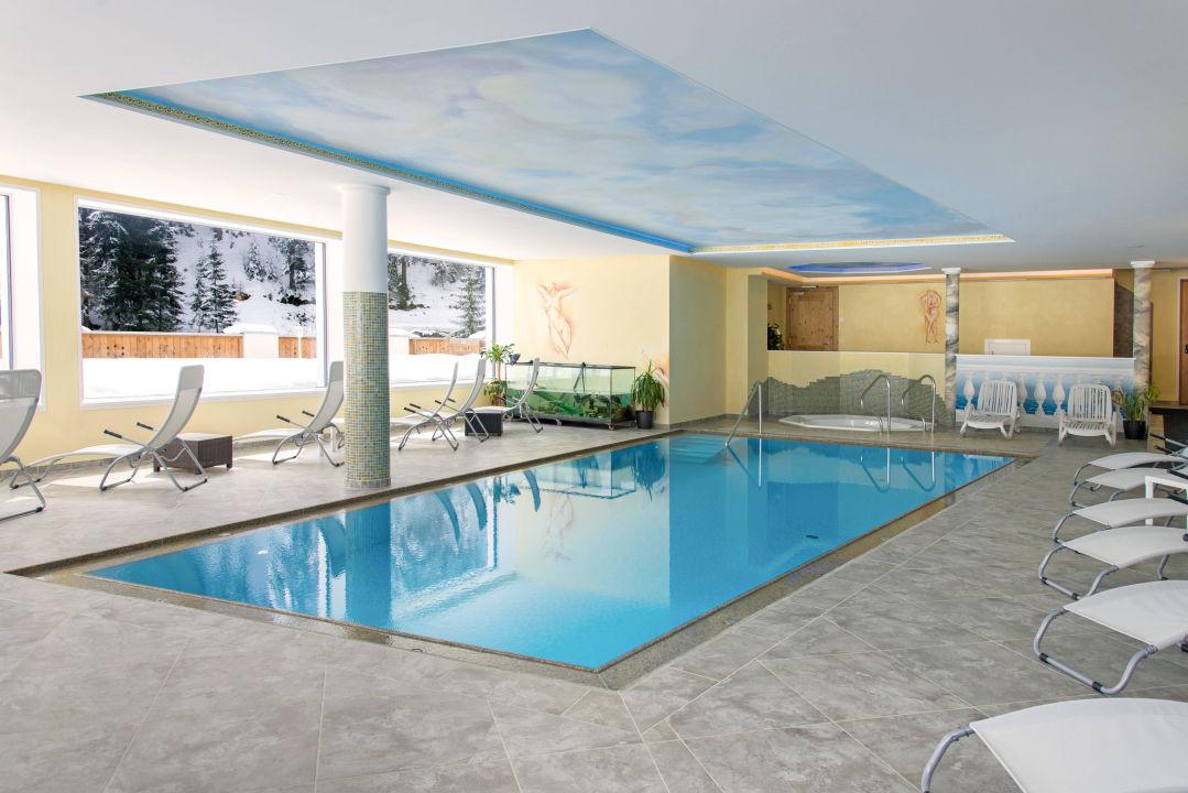 Salzwasser pool hotel schwarzenbach in nova ponente deutschnofen holidaycheck s dtirol - Pool salzwasser ...