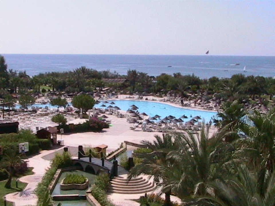 Magic Life Sirene Nähe Activity Pool Green Max Hotel