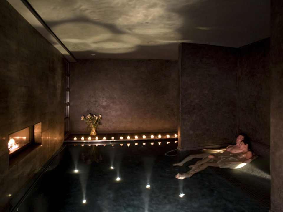 Spa Lounge Gstaad Palace
