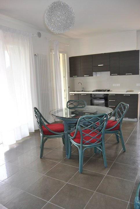 Soggiorno appartamento 22 Apartments Residence Maestrale