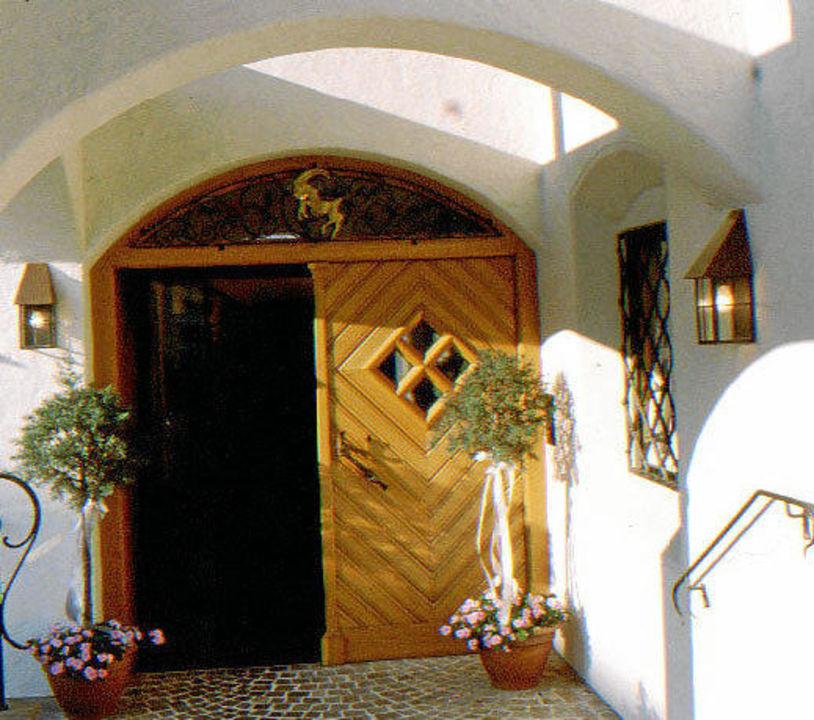 Eingang Hotel Hotel Moosleitner